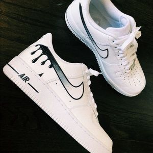 Nike Air Force custom